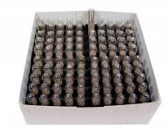 Ersatz-Ampullen (Calzium-Carbid) für CM-Gerät (Pak. mit 100 Stück)