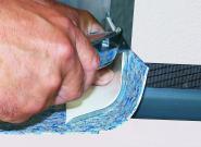 Eckenschablone für 60 mm Sockelhöhe