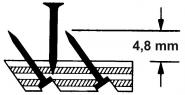 Nagelleisten Standard (185)
