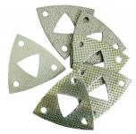Klett-Diamant Schleifpapier MULTI-MASTER Körnung 50